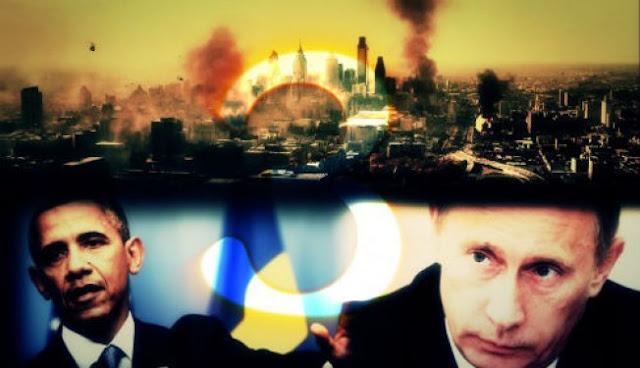 Μεντμέντεφ: Η Συρία μπορεί να προκαλέσει παγκόσμιο πόλεμο...