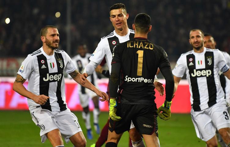 """Ronaldo: """"Juve je zaslužio pobjedu"""""""