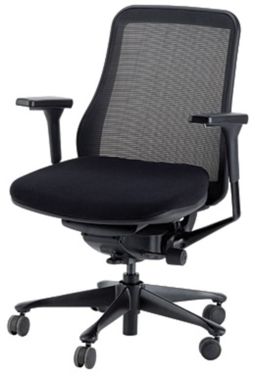 Symbian Mid Back Offce Chair by Eurotech