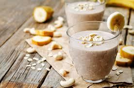Cara Diet Alami dan Murah Dengan Smoothie Pisang dan Oat