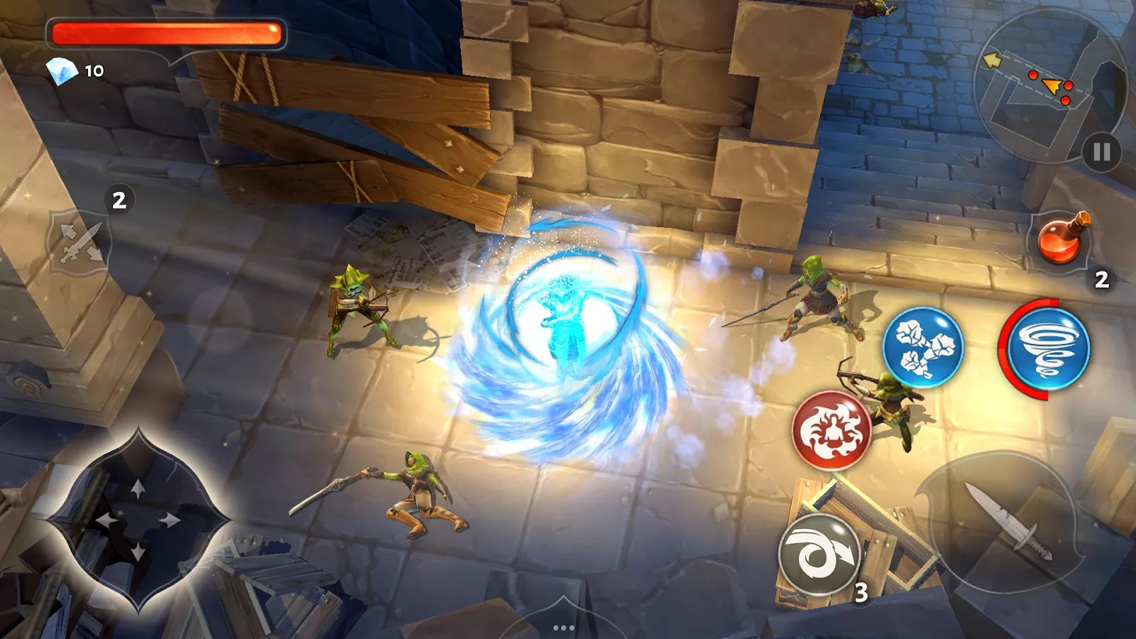 Dungeon Hunter 5 Free Download 4