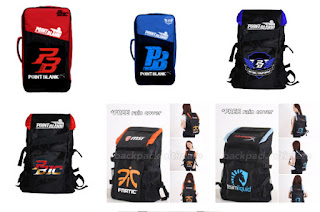 Jenis Tas Gaming / Gaming Bag