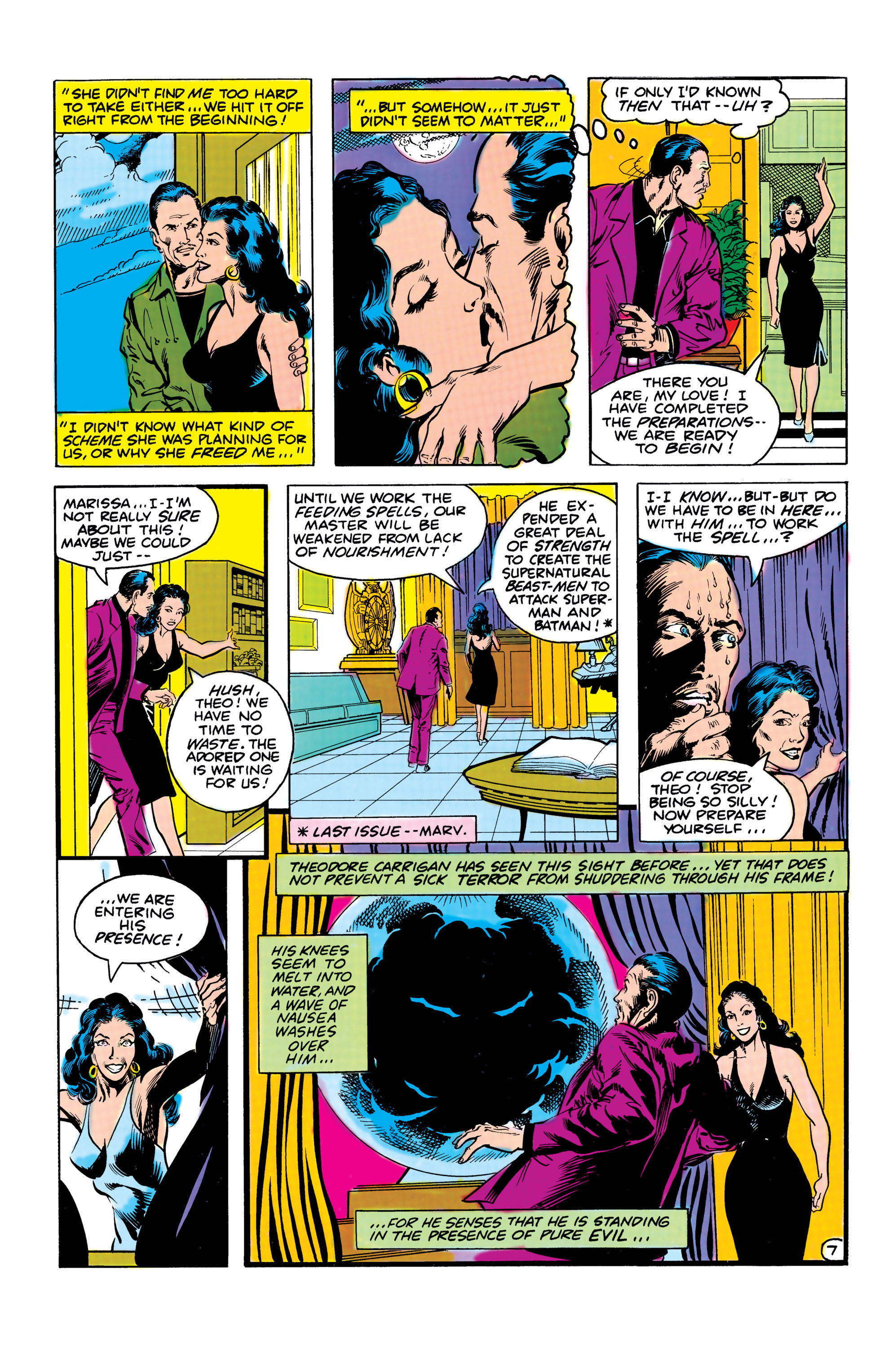 Read online World's Finest Comics comic -  Issue #286 - 8