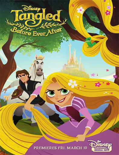 Ver Tangled: Before Ever After (2017) Online