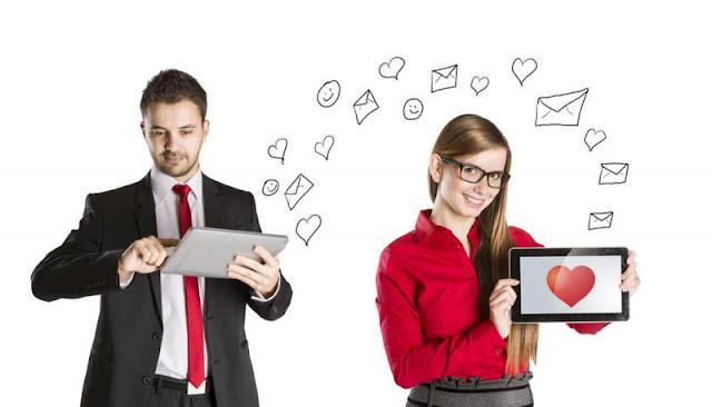 الحب الإلكتروني ... حقيقة أم أكذوبة؟