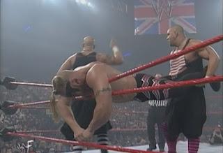 WWE / WWF Capital Carnage 1998 - LOD 2000 vs. The Headbangers
