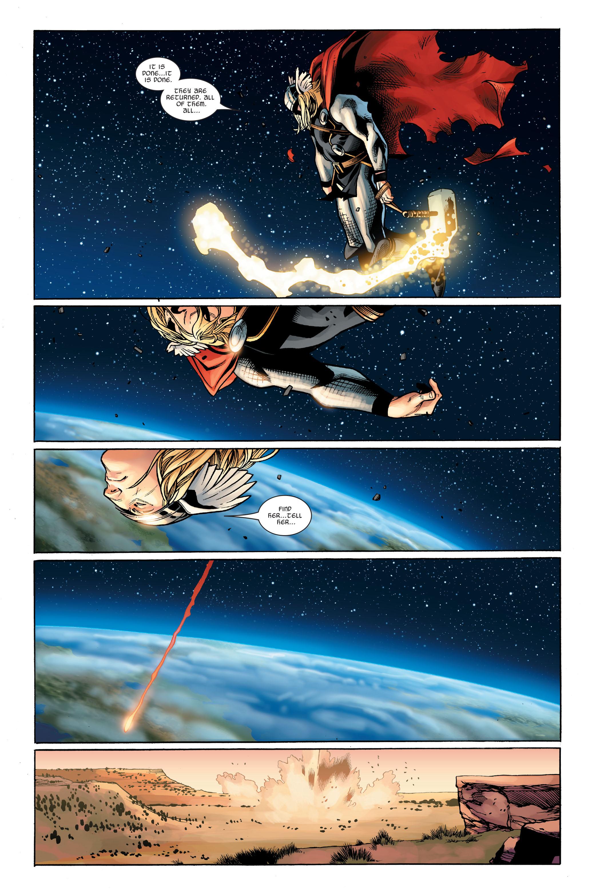 Thor (2007) Issue #6 #6 - English 22