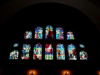 Vitral da Catedral Ortodoxa de São Paulo