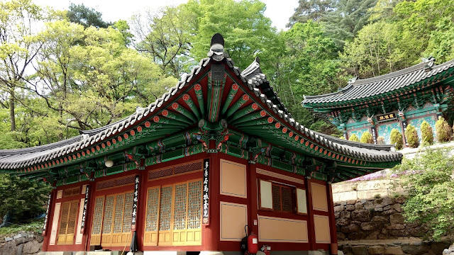 corée du sud korea songnisan bokcheonamsa temple