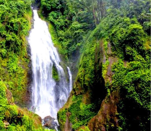 Air Terjun Silima-Lima