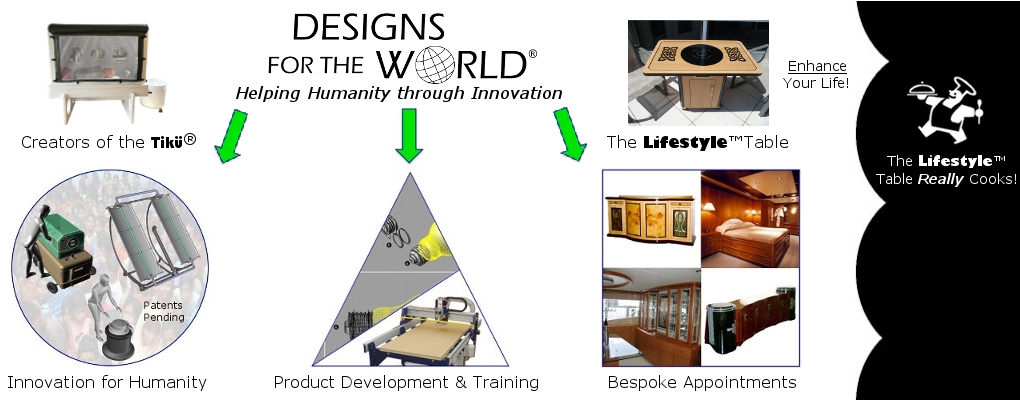 Designs for the World
