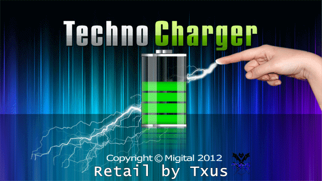 MIGITAL Techno Charger v2 4 0 - Symbian S60v5 S^3 Anna Belle