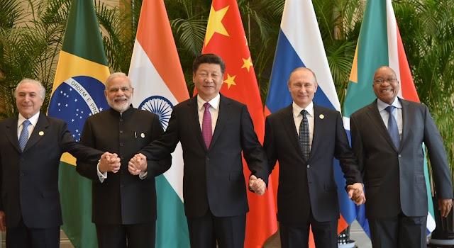 Economic Co-operation: BRICS, G-20, P-5+1, G-4, G-7, MIKTA