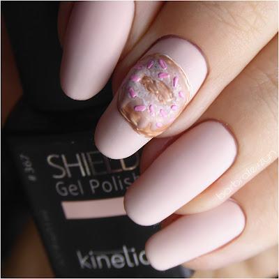 paznokcie w pączki