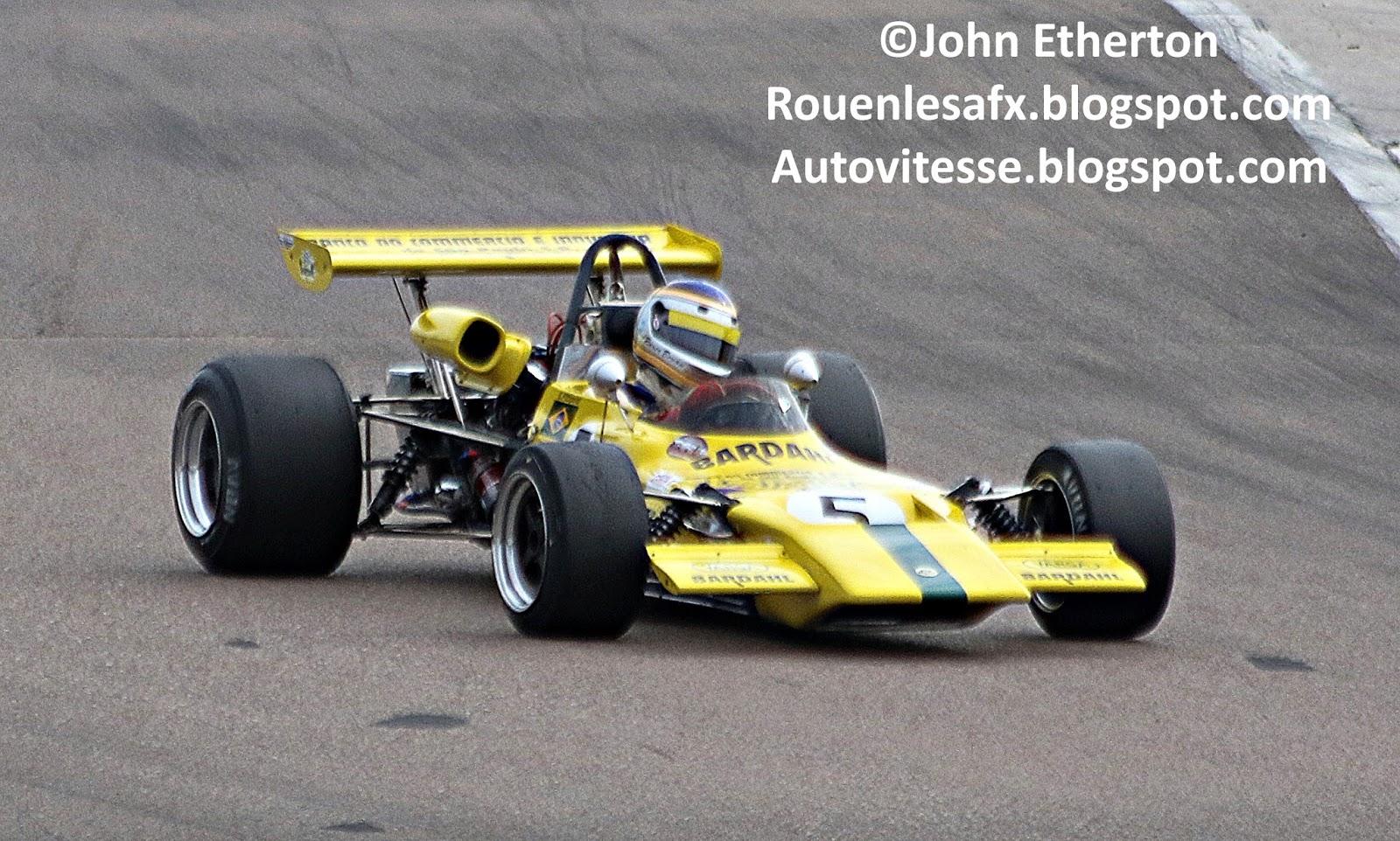 Rouen-les-AFX: Dijon MotorsCup 2016 - Historic Formula 2