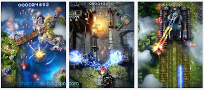 Games Android Terbaik: Sky Force 2014