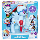 My Little Pony Singing Rainbow Dash Rainbow Dash Brushable Pony