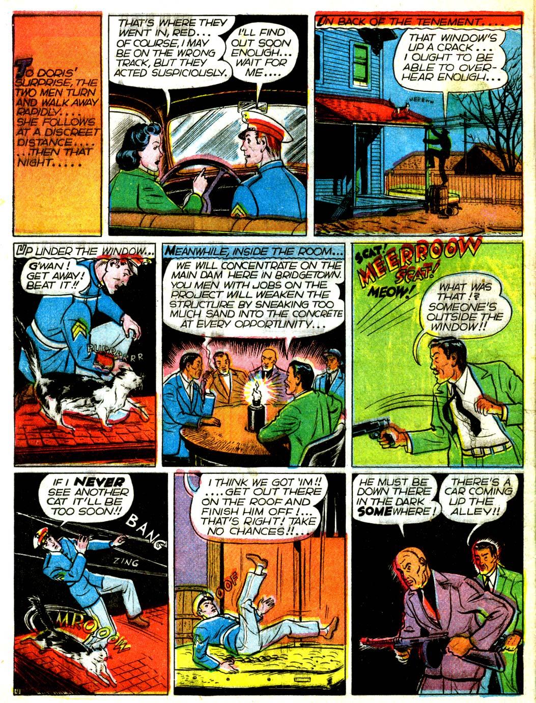 Read online All-American Comics (1939) comic -  Issue #6 - 6