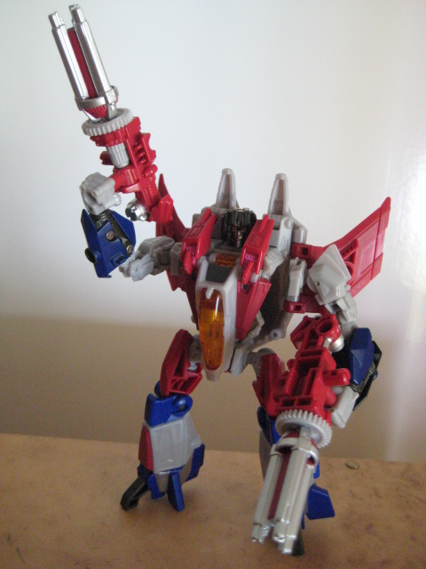 ChCse's blog: Toy Review: Transformers Generations Fall of