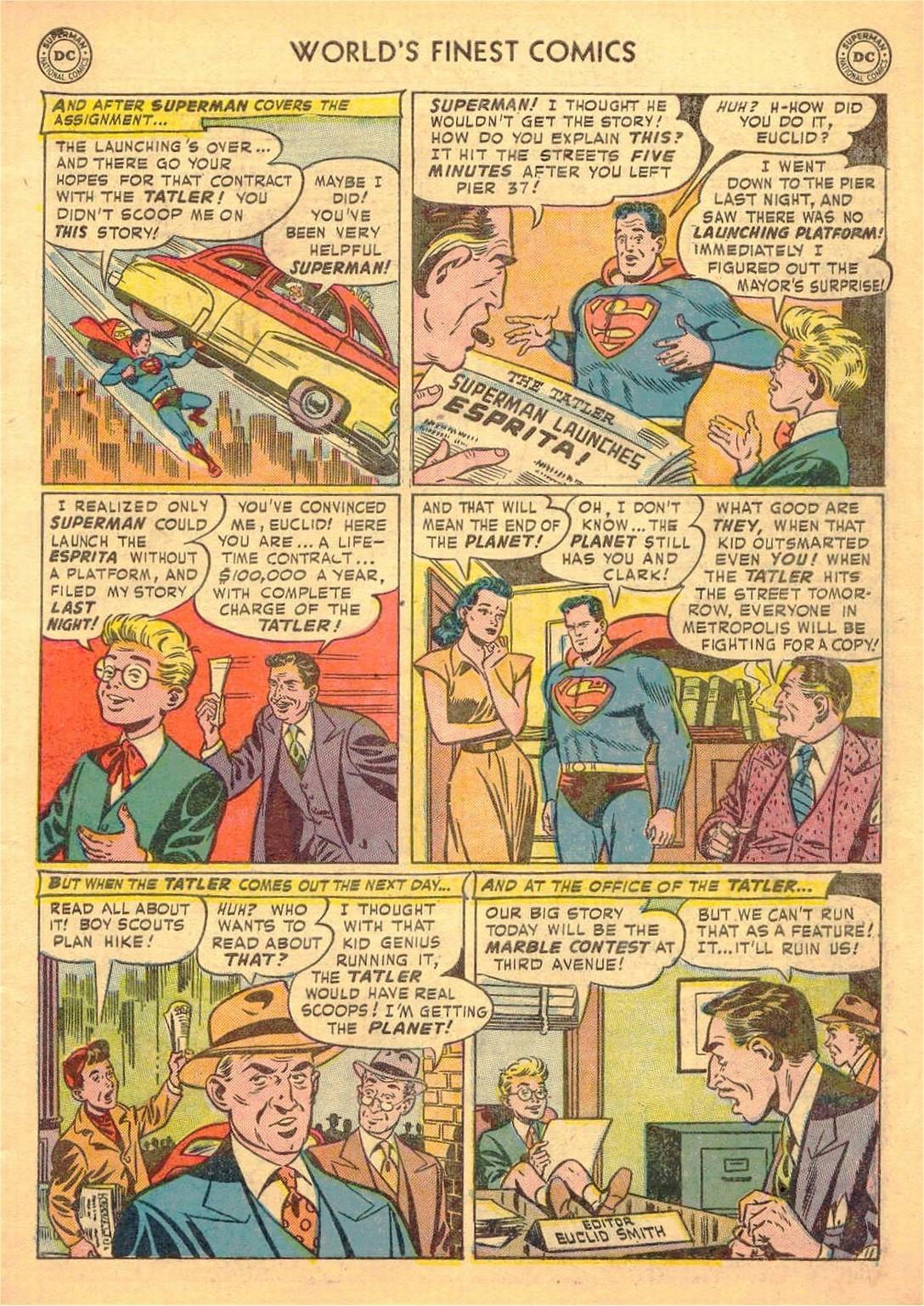 Read online World's Finest Comics comic -  Issue #58 - 13