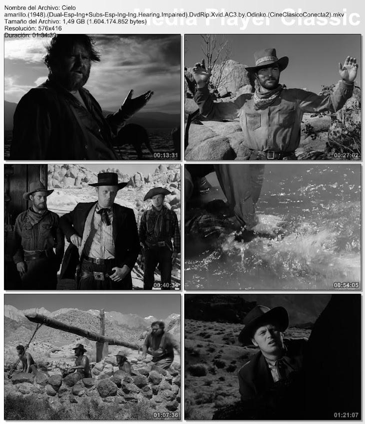 Imágenes de la película: Cielo amarillo | 1948 | Yellow Sky