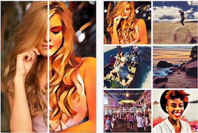 تطبيق بريزما لتحويل الصور للوحات فنية خرافية لهواتف أندرويد و أيفون 11 (1) (2).PNG