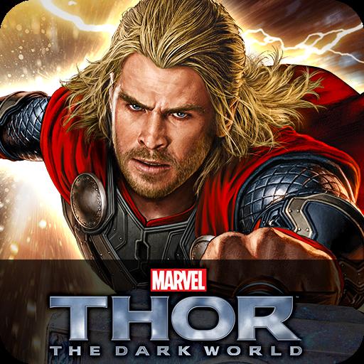 تحميل لعبة Thor The Dark World مهكرة وكاملة أموال لا تنتهي اخر اصدار