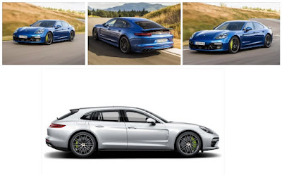 Porsche Panamera E-Hybrid 2018