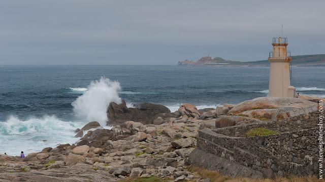Faro Muxia Punta de la Barca Galicia