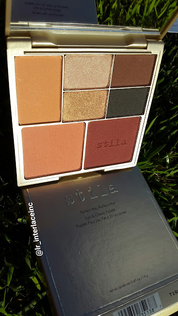 Stila Eye and Cheek palette - www.modenmakeup.com