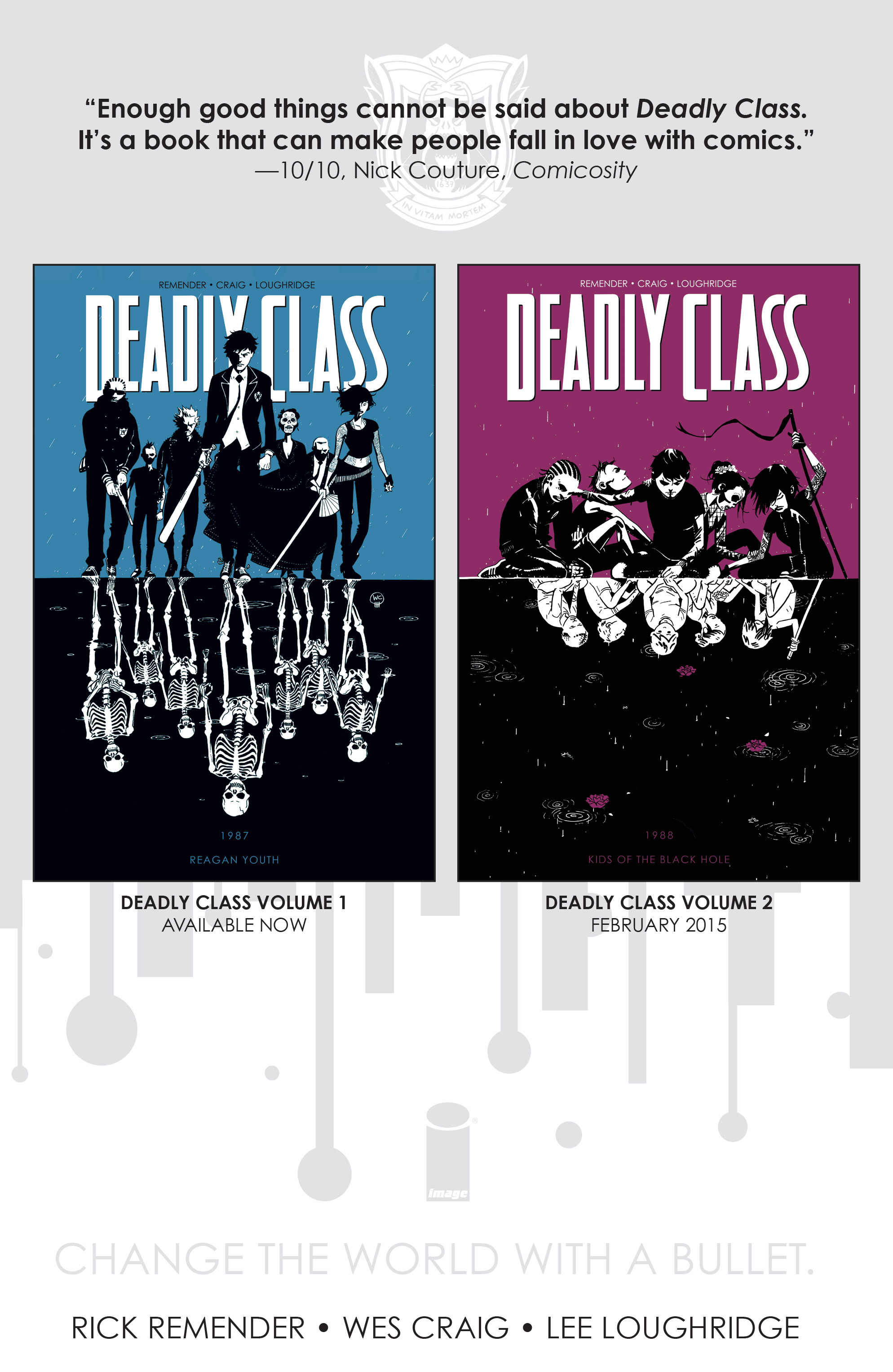 Read online Deadly Class comic -  Issue #11 - 30