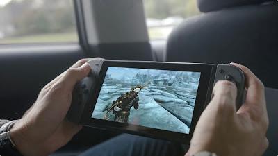 Nintendo Switch özellikleri