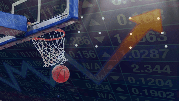 Basketball and the stock Market