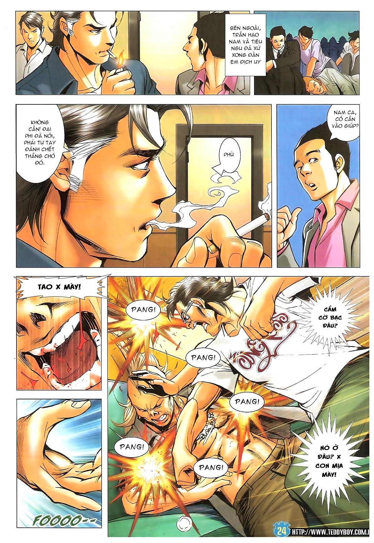 Người Trong Giang Hồ - Chapter 1622: Đánh nát Địch Uy - Pic 22