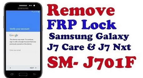 Samsung Galaxy J7 Core SM-J701F U6 Combination File Android