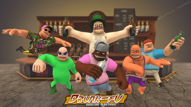 Tải Game Drunk-Fu Wasted Masters (Drunk-Fu Wasted Masters Free Download)