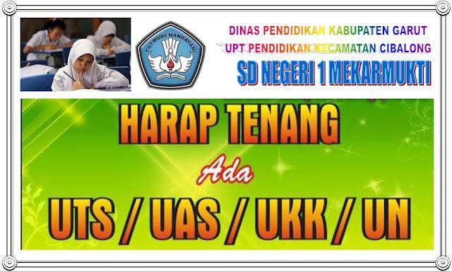 Administrasi Lengkap Persiapan Pemantapan Ujian Sekolah/Madrasah  (PPUS/M) SD/MI Format Word