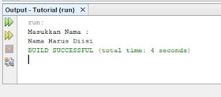 Belajar Percabangan IF ELSE di Bahasa Pemrograman Java