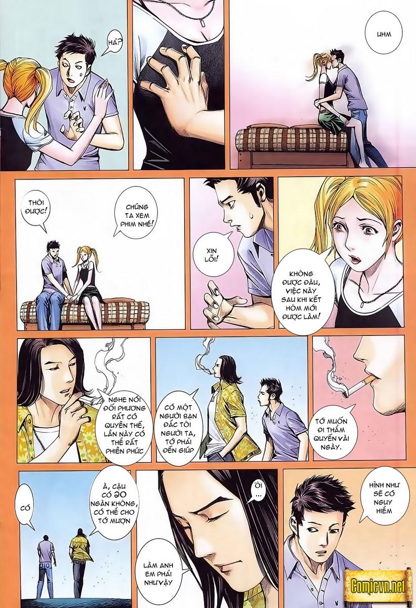 Dã Lang Và Marry chap 1 - Trang 26