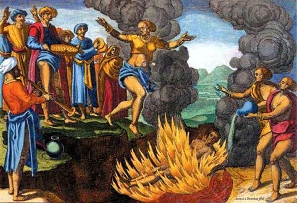 tradisi sati di india tradisi membakar diri untuk mendapatkan kesempurnaan