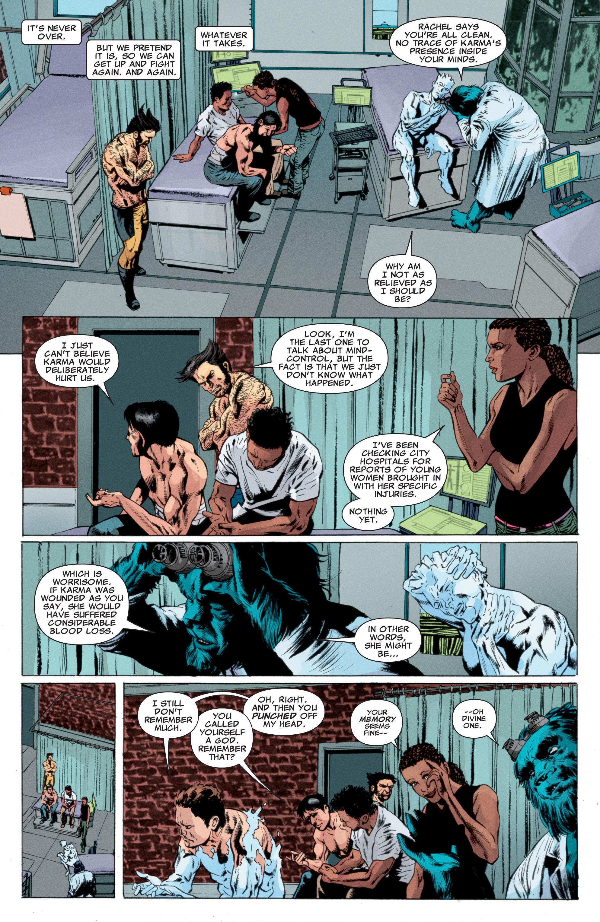 Read online Astonishing X-Men (2004) comic -  Issue #51 - 11