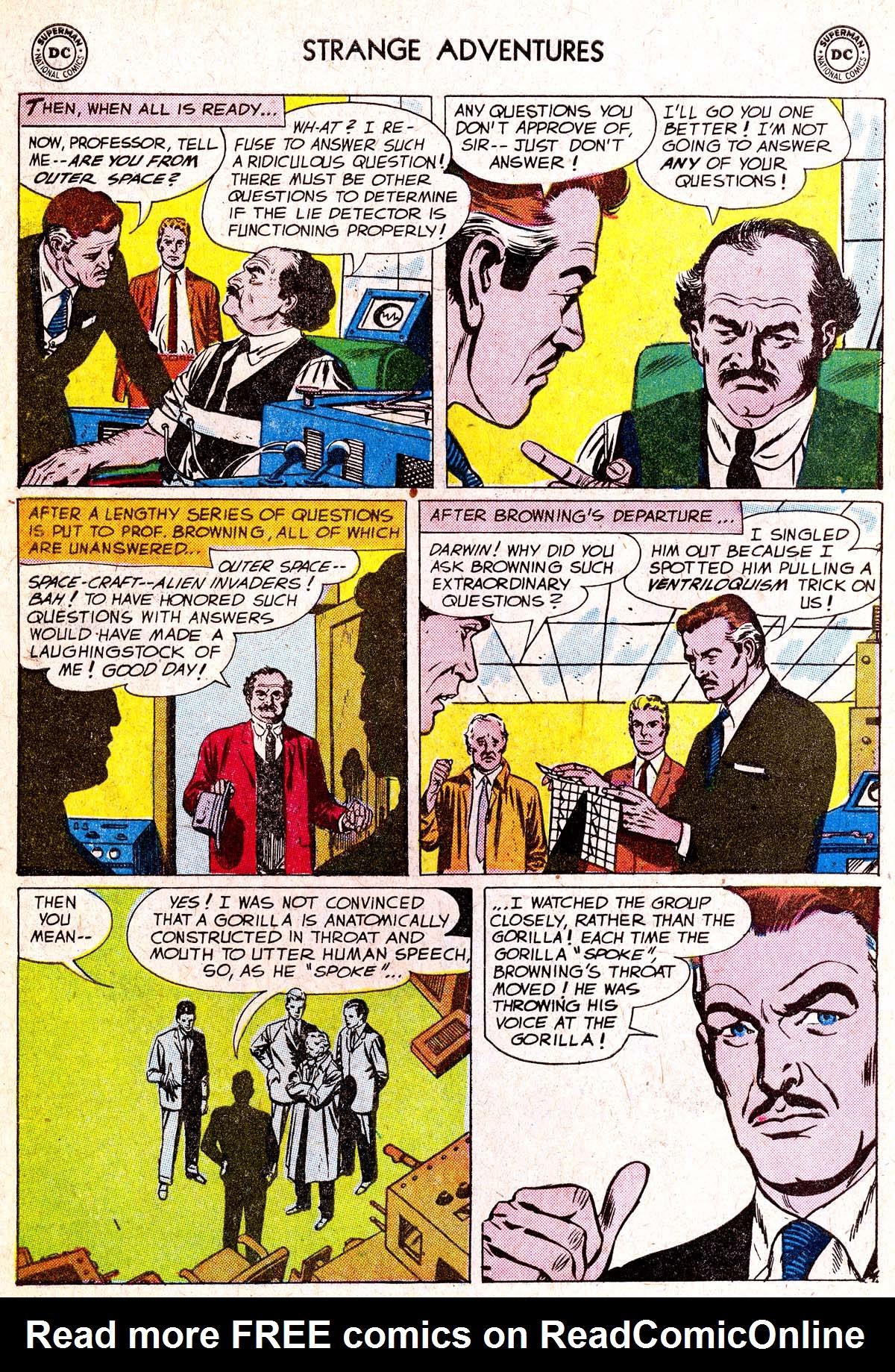 Strange Adventures (1950) issue 88 - Page 6