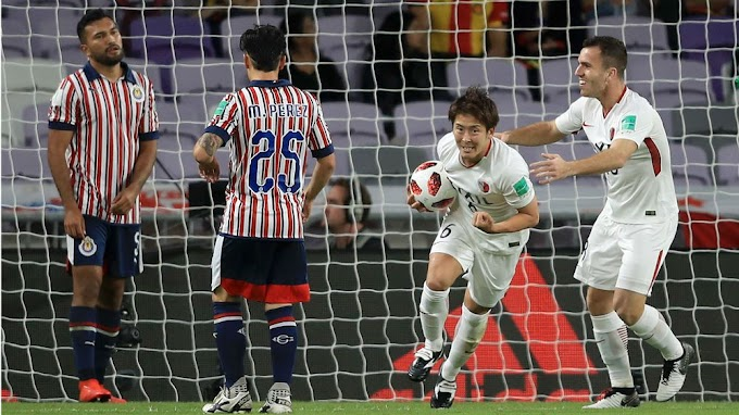 Kashima Antlers win in Club World Cup to set up Real Madrid Semi