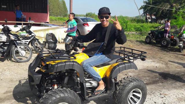 ATV Tanjung Kepah Lekir || Adni Suite Homestay 1