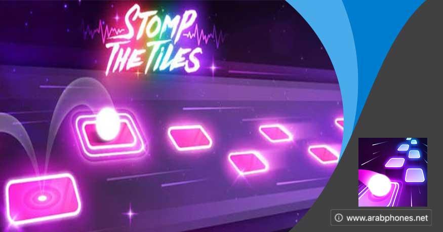 تحميل لعبة Tiles Hop مهكرة من ميديا فاير