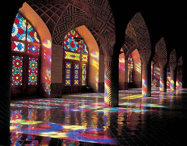 Only a few other mosques in the world feature stained glass windows. - Wait Til You See What Happens When The Sunlight Hits This Place… WHOA!