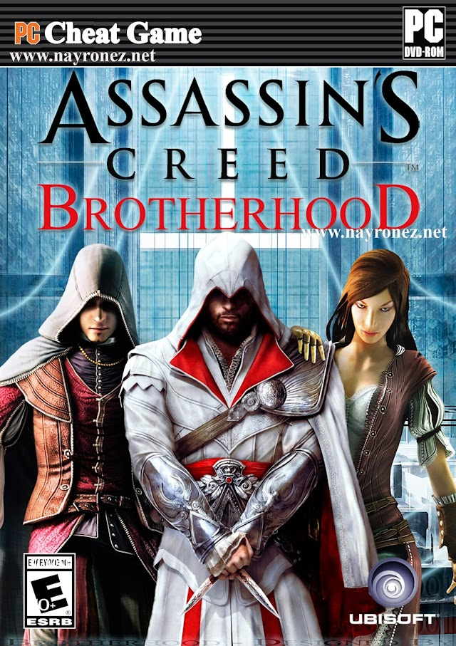 Download Trainer Assassin Creed Brotherhood V1.00 Plus 8
