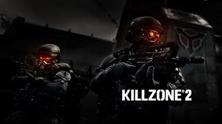 Kill Zone 2 PS3 Background
