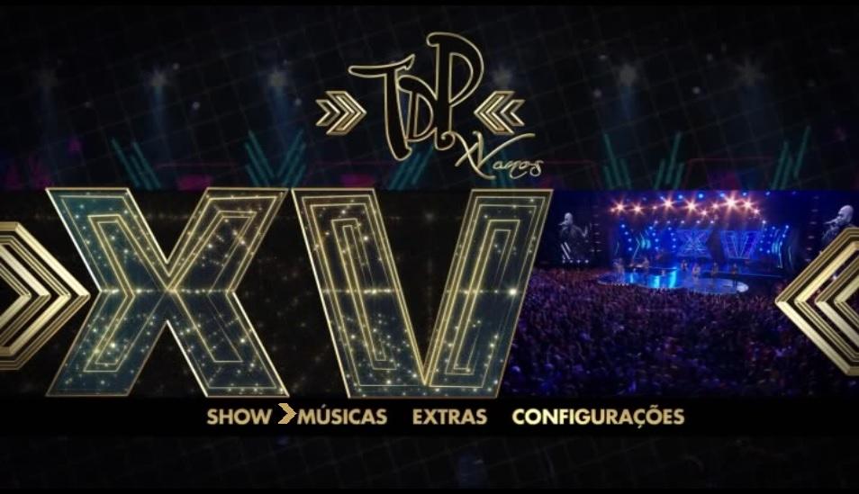 CLICK AQUI  Turma do Pagode XV Anos Ao Vivo CD + DVDRip + DVD-R 1