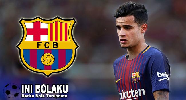 Coutinho Pecahkan Rekor Pembelian Termahal Barcelona